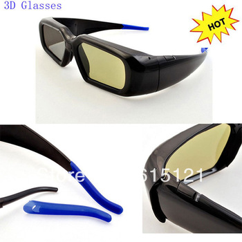3D active Shutter glass for 3d tv for TCL L46P7200-3D L55X11FE3D
