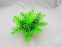 Free shipping Artificial/fake plastic water fish grass plants decoration for aquarium #9311