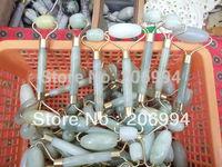 Wholesale Hot! Wholesale jade massage Whole body roller tools 10pc/lot