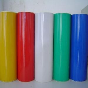 Advertisement Grade Reflective Sheeting Acrylic Type, reflective film, reflective sheeting