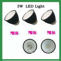 1*3W black led spot lamp warm white LED light MR16 beautiful for ceiling 10pcs/lot