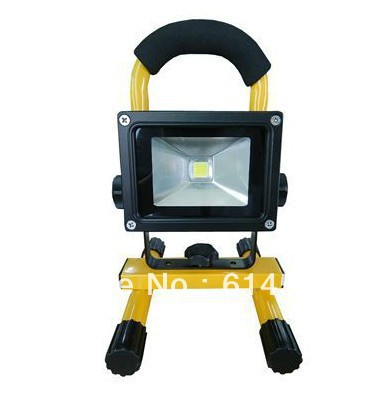High Quality 20W Portable rechargeable LED floodlighting Spotlights(China (Mainland))
