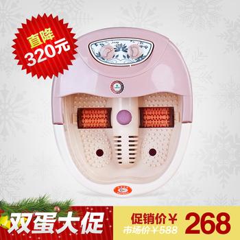 Z02d foot bath heated footbath foot bath roller electric feet basin