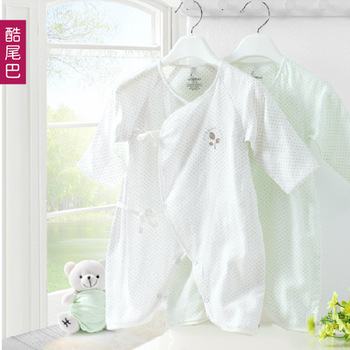 Free shipping Baby clothes newborn bodysuit infant clothes male female child baby romper
