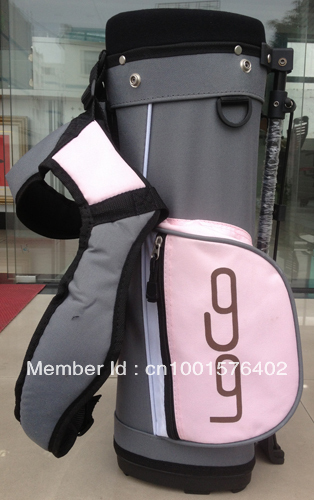Sale! The factory Weihuo treatment Children golf stand bag/Cart bag(China (Mainland))