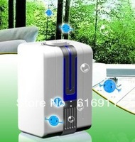 2013 Free shipping Ionizer air purifier cleaner ozone oxygen generator purify air kill bacteria virusclear peculiar smell smoke