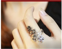 2013 in Europe and the flower style restoring ancient ways ring ring E1003 woman