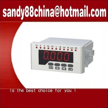 Free shipping  !  digital meter Panel meter,Volt /AMP/HZ meter, Digital Meter  meter