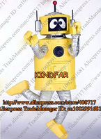 The Yo Gabba Plex Mascot Costume Cartoon Character Mascotte Mascota Outfit Suit No.2679 Free Ship