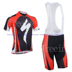 Hot Sale! New Arrival/2013 Speci2 Short Sleeve Cycling Jerseys+bib shorts (or shorts)/Cycling Suit /Cycling Wear/-S13S62(China (Mainland))