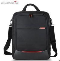 2014 Hot Sale New Arrival Unisex Fasion Notbook free Shipping Laptop Bag Multifunctional Travel Double-shoulder One Shoulder 14