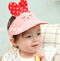 G1 Cute baby rabbit cotton sun cap, 5pcs/lot
