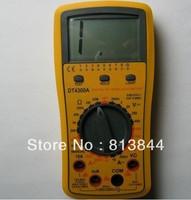 Free shipping multimeter Network Multimeter DT4300A