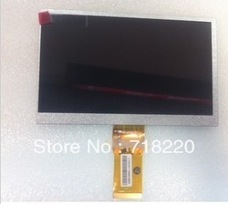 Free shipping 7 inch LCD Row line no.E203460 for Ampe A76 A77, Sanei N77 ,Newmay M1 Tablet PC MID(China (Mainland))