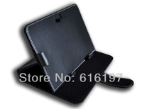 New Stand case for Pipo U1 Pro 7inch IPS dual core tablet pc Leather Protective Skin Case cover Black Color,Factory direct sell