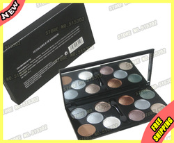 Cosmetic Makeup 10 Urban Mineral Eye Shadow Glitter Eyeshadow Palette 3010-1 Wholesale(Eye Brow liner Gels Balm Cake Bag Cream)(China (Mainland))