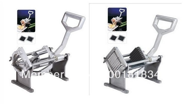 Free shipping-Manual type potato cutter/french chips cutting machine(China (Mainland))