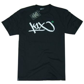 Free shopping T-shirt sports male short-sleeve loose 100% cotton street skateboard basketball shirt k1 T-shirt x
