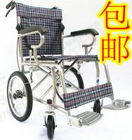 HK MARCO TW free ship Folding wheelchair light 16 annuler wheelchair