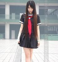 Sailor suit preppystyle set school wear costume school uniform school uniform student uniform