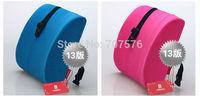 Space memory cotton memory foam lumbar pillow tournure cushion car waist support cushion