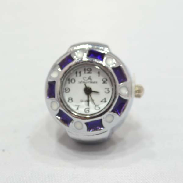 jewelry sets Gift watch ring watch mini fashion ring table brief watch finger table(China (Mainland))