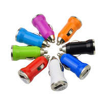Free shopping 2013 new vehicle charging plug/USB car charger