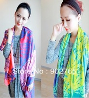 free shipping+Spring thin style decoration super-long large shawls scarf /head shawls