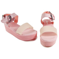2013 platform shoes sandals women's wedges shoes