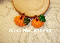 20MM Resin Craft pumpkin Beads Charm Jewelry Accessories decoration,Fit DIY Jewelry Accessories