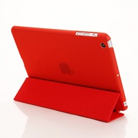 Hot selling smart cover protective case for  ipadmini  ultra-thin holster  for ipadmini free shiping