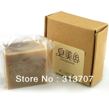 Whitening Whole body Wire Slide Moisturizing Honey Milk Soap Handmade cold soap Whitening Whole body Every inch of skin YU0099