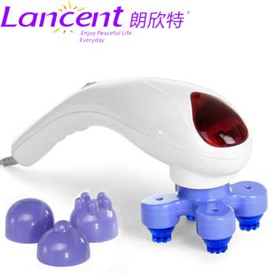 Electric massage stick rl-703 vibration massage hammer leg massage device