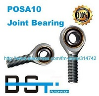 Rod End Bearing POSA10 SA10T/K / SAKB10F 10mm Male Right Hand Thread Joint Bearing