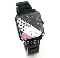 brand watches 2014  watch unisex Sinobi  Women watch fashion quartz men  watch  leopard print 9369