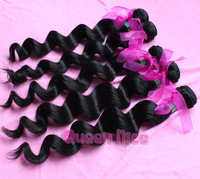 Wholesale queen nice hair Same size 10pcs/lot loose wave 100% Human brazilian virgin Hair extension 5A grade DHL FAST Shipping