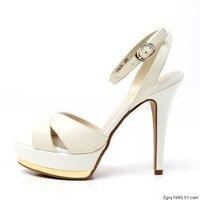 2014 New Arrive Woman Fashion High Heel Sandals Elegant  Sandal Shoes Lady