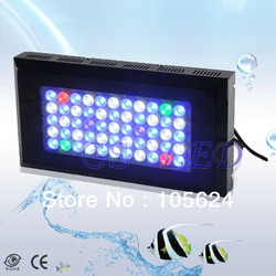Hot Sale High Quality 120W-Dimmable&Added Lens Coral Reef Used LED Aquarium Light(China (Mainland))