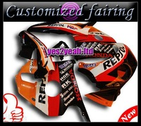 Customized fairing -Customize ABS Fairing -CBR250RR For Honda Motorcycle CBR250RR MC22 91 92 93 94 95 96 97 98 Fairing Kit Bodyk