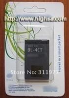 10pcs/lot OEM 860mAh BL-4CT / BL 4CT Battery Use for Nokia 5310/5630XM/7212C/7210C/6600F etc Mobile Phones