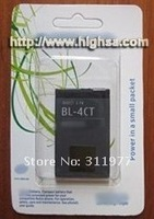 10pcs/lot OEM 860mAh BL-4CT / BL 4CT Battery Use for Nokia 5310/5630XM/7212C/7210C/6600F etc Mobile Phones