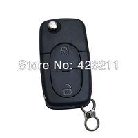 FLIP Folding Key Remote Case For Audi A2/A3/A4/A6/A8