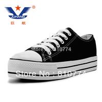 Platform  low cloth  skateboarding  female canvas lovers shoes