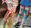 2013 new hot sale summer girl leggings Children's tight trousers kids beauty gift