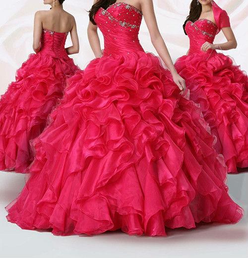 Vestidos Xv Años 2013 Color Coral Imagui