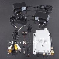 Free shipping Mini wireless cctv camera 1.2 G frequency 380 tv line
