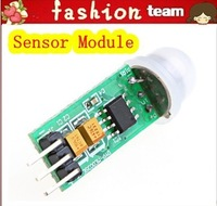 Mini IR Pyroelectric Infrared PIR Motion Human Sensor Detector Module , 5pcs/lot