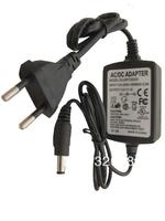 Free Shipping Professional CCTV AC100-240V/DC12V 1A Power Supply Adapter EU Plug For Camera