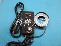 Small bore 41mm ! 3 rings , 108 light beads /microscope led lighting , microscope