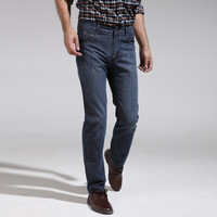 Free Shipping 2013 eaibosscan male slim straight casual jeans jp12007 mens skinny jean overalls hot sales